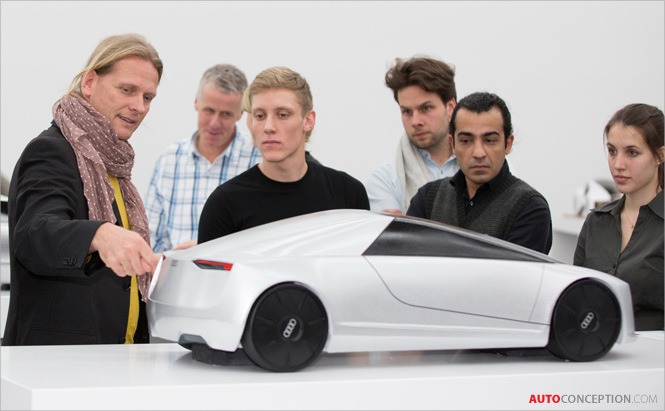 Audi Partners with Major Design Universities including London's Royal College of Art