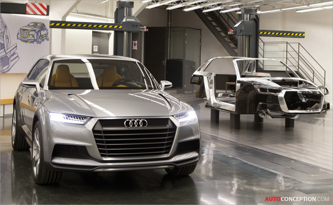 Design Close-Up: A Closer Look at the New Audi Design Strategy