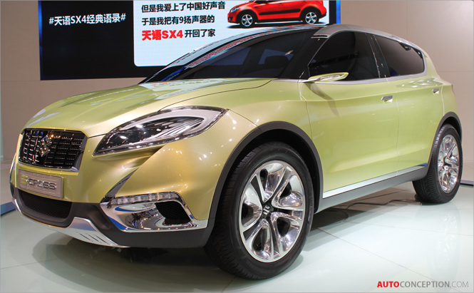 2012 Guangzhou Auto Show Gallery The Good The Bad And