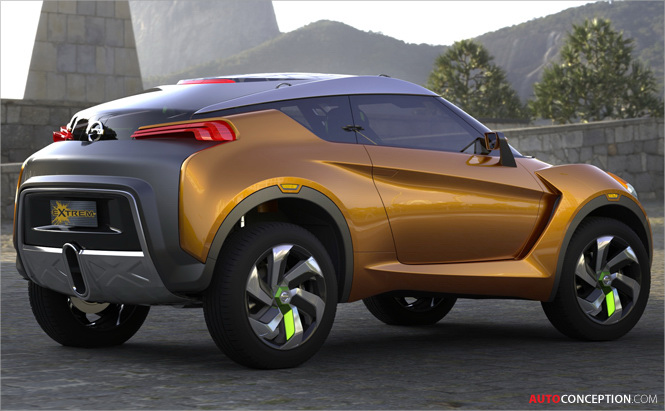 VIDEO REPORT: Brazil Inspires Nissan's 'Inspirado' Concept Car