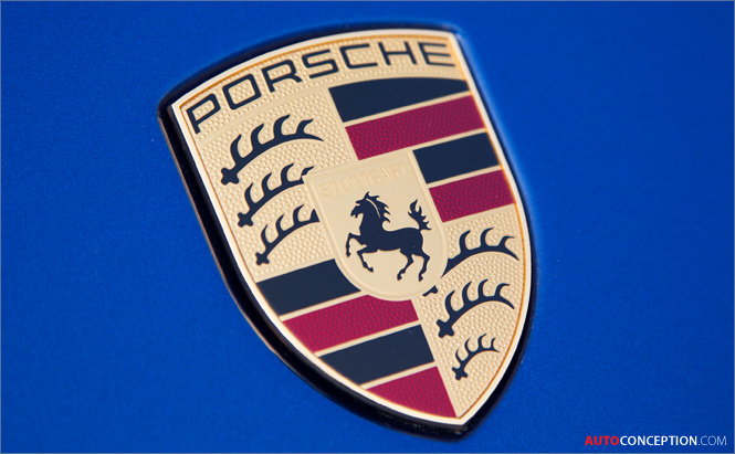 Video: Making of the Porsche Crest
