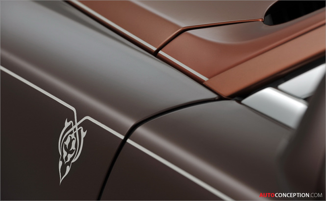 Rolls-Royce Introduces Arabic Styled Ghost Collection