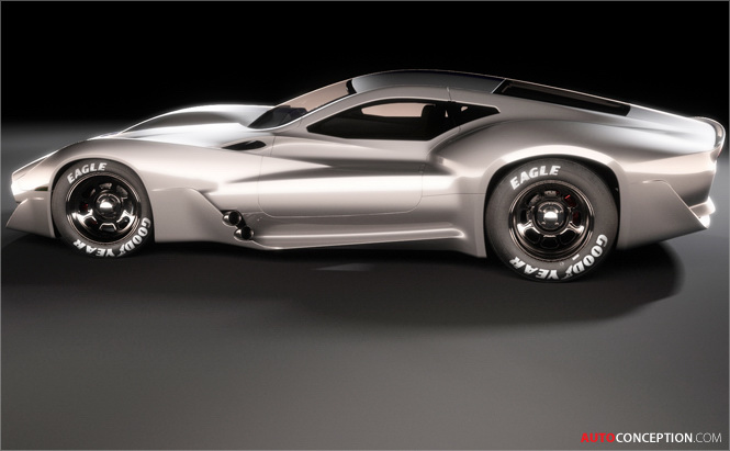 Muscle Car Concept Shelby Coupe Autoconception Com