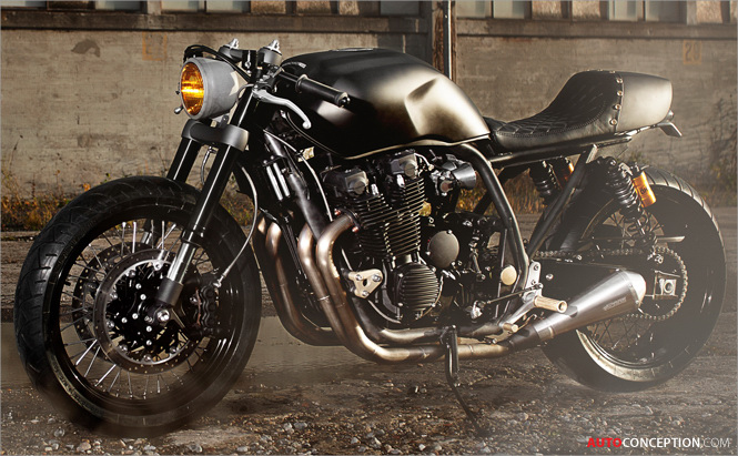 Wrenchmonkees Transform Yamaha XJR1300 into Radical Cafe Racer