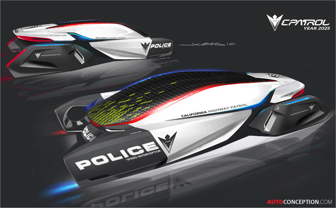 Full Details: BMW Group DesignworksUSA ePatrol Police Vehicle of the Year 2025