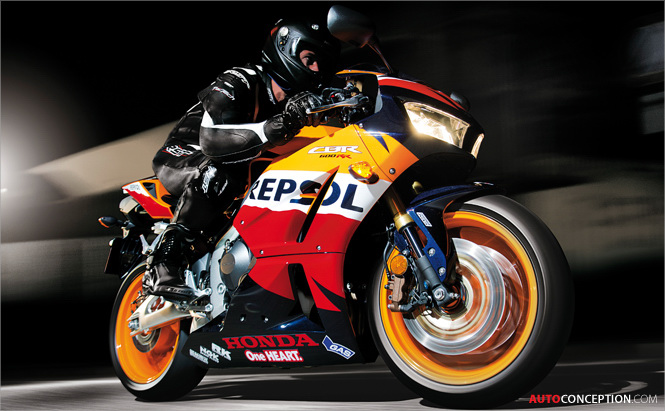 Honda Announces Completion of 2013 Line-Up with Six New Machines