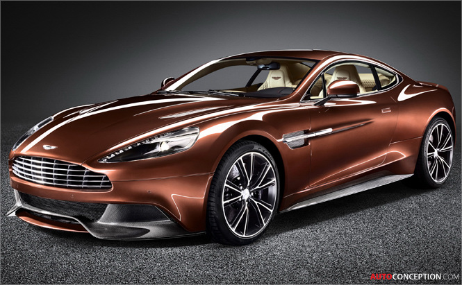 Aston Martin Gets Injection of Cash, Plans to Spend Upwards of Half a Billion Pounds on New Product Development