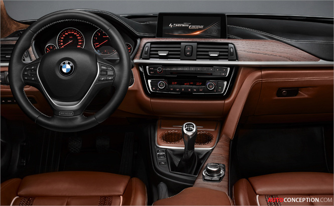 Full Gallery: BMW Unveils Concept 4 Coupe