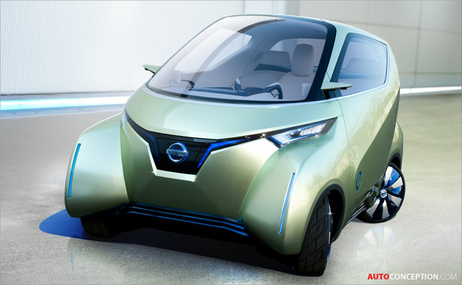 Design Competition: Build a New Brand for the Nissan Sustainability Range