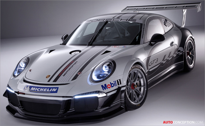 Porsche Unveils New Edition 911 GT3 Cup, Reveals Motorsport Plans for 2013