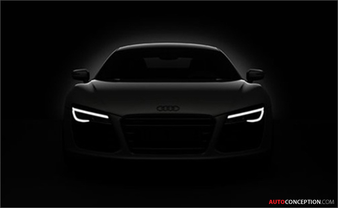 audi demonstrates new lighting technologies at ces 2013