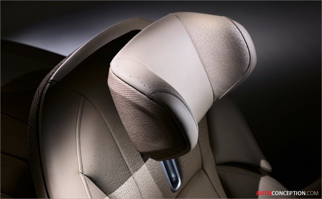 Car Interior Design: Faurecia Showcases New Seating Trends