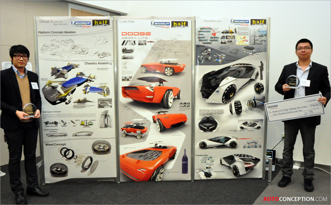 Michelin Announces Winners Of 24th Annual College For Creative Studies Design Competition Autoconception Com Autoconception Com
