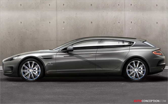 Bertone to Reveal Aston Martin Shooting Brake Concept at Geneva