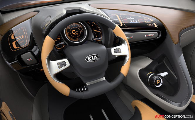 Kia Unveils Cross GT Concept at Chicago Auto Show