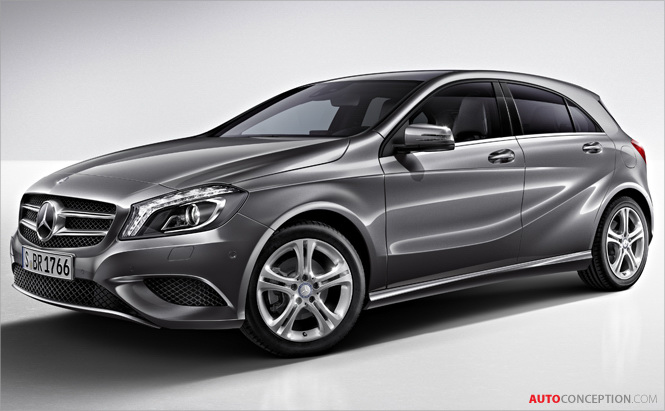 Mercedes-Benz-2013-Design-Trophy-car-design-stying-Auto-Zeitung-most-beautiful-car-of-the-year-CLS-Shooting-Brake-A-Class-2