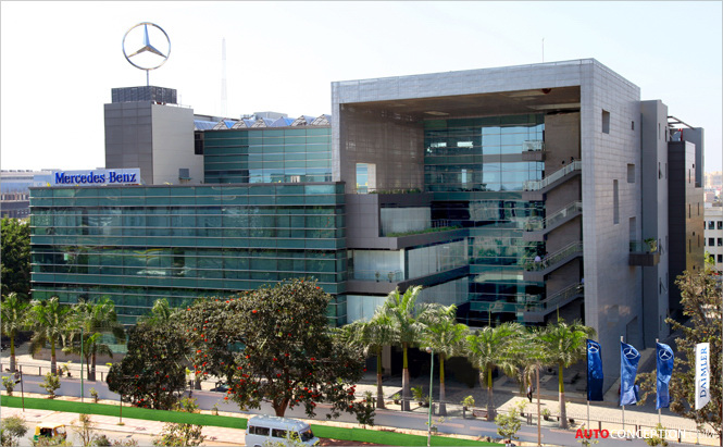 mercedes opens new rampd centre in bangalore india