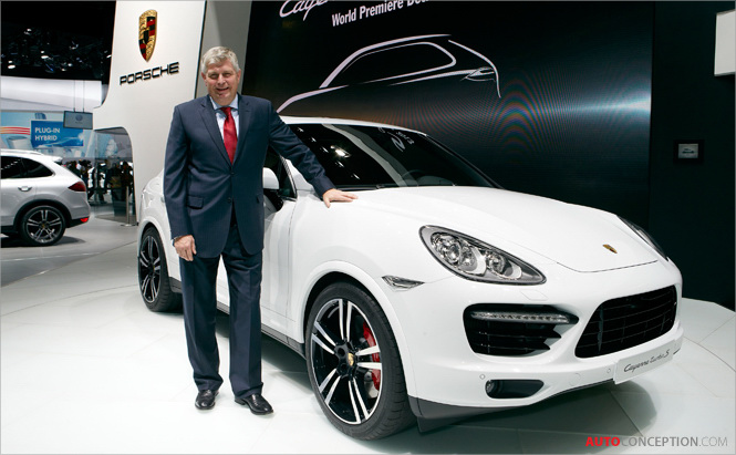 VIDEO: Porsche R&D Chief Talks Future Hybrid 911