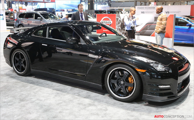 Photo Gallery: Chicago Auto Show 2013