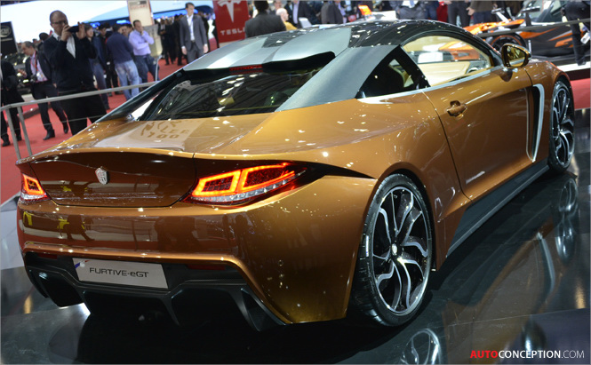 Geneva Motor Show Photo Gallery Part II