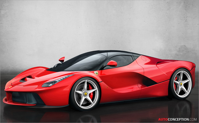 Ferrari Goes Hybrid: LaFerrari Unveiled in Geneva