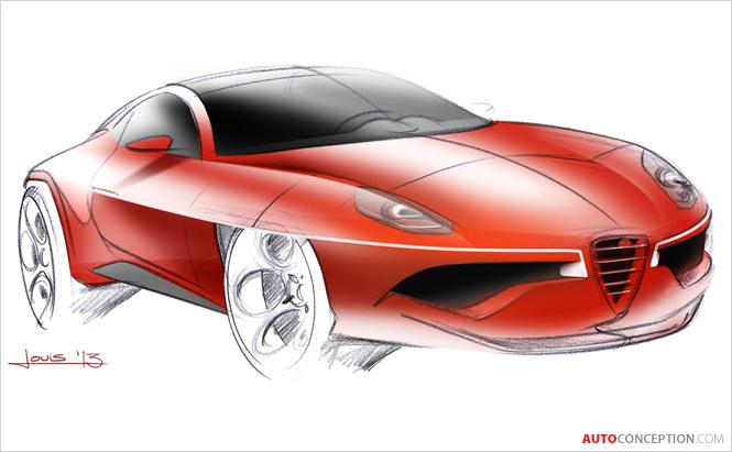 Touring Superleggera Unveils Production-Ready Disco Volante GT