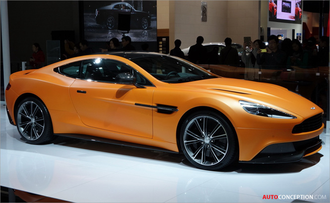 Auto Shanghai 2013: Photo Gallery (Part II)