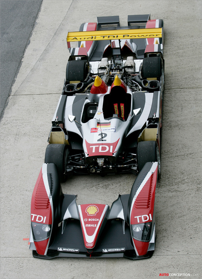 Audi-Le-Mans-prototypes- ultra-lightweight-racing-car-design-5