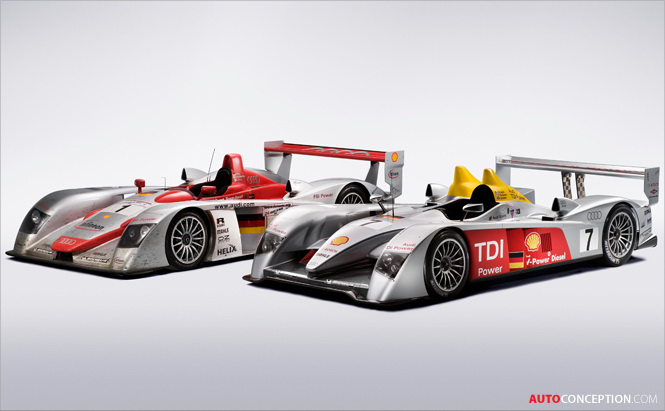 Audi-Le-Mans-prototypes- ultra-lightweight-racing-car-design-8