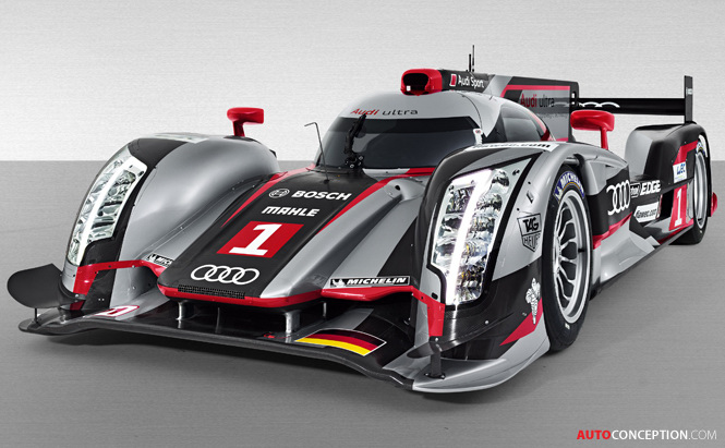 Audi-Le-Mans-prototypes- ultra-lightweight-racing-car-design-9