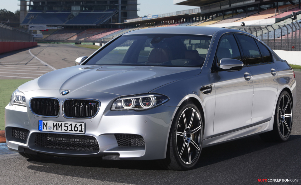 New BMW M5 to Launch in July, 5-Series Gets a Facelift