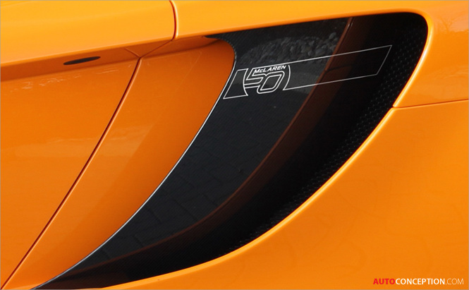 Limited Edition Mclaren 50 12C and 12C Spider Designs Announced