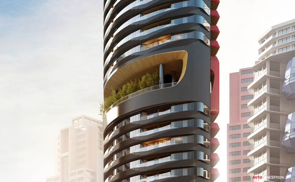 From Car Design to Architecture: Pininfarina Announces 'Ferra' Ultra Luxury Condo