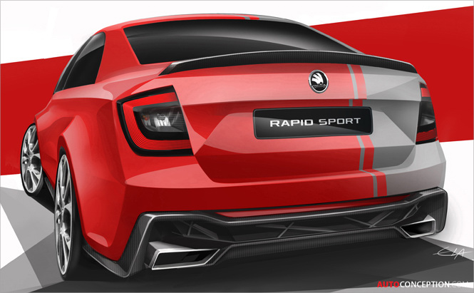 SKODA-Rapid-SPORT-Concept-Car-Design-Wörthersee-2