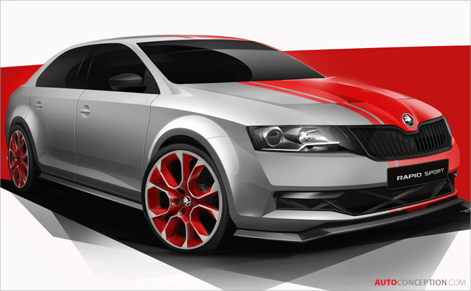 SKODA-Rapid-SPORT-Concept-Car-Design-Wörthersee