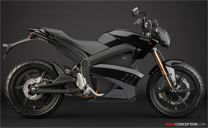 Zero Motorcycles S Model Voted European e-Motorbike Of The Year 2013
