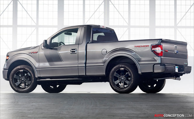 2014 f 150 tremor ford s first ecoboost powered truck. Black Bedroom Furniture Sets. Home Design Ideas