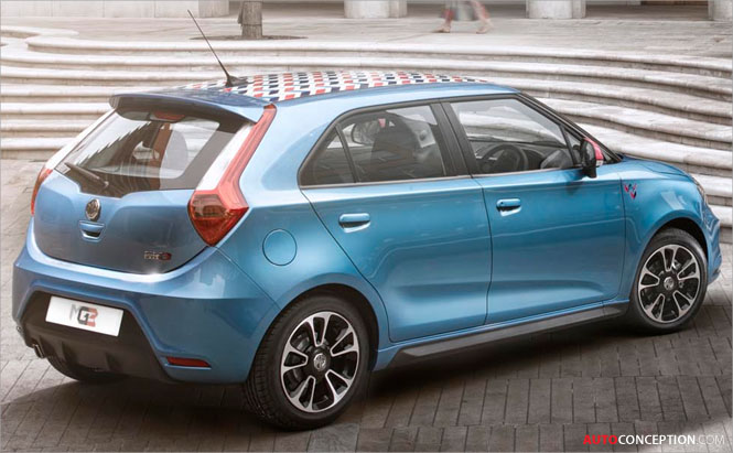 MG-MG3-British-Car-Design-SAIC-Motors-European-Design-Centre-Birmingham-2