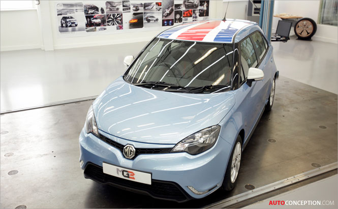 MG-MG3-British-Car-Design-SAIC-Motors-European-Design-Centre-Birmingham-4