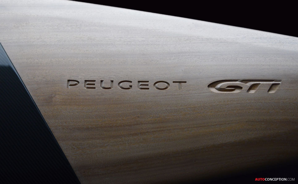 Peugeot's Design Lab Creates 'GTi' Surfboard Concept