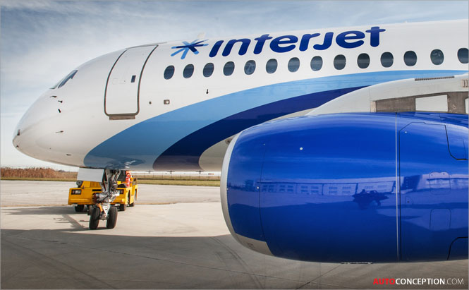 Pininfarina-Designed Sukhoi Superjet 100 Interiors Win 'red dot' Design Award