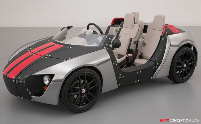 Toyota to Display 'Camatte57s' Concept Car at Tokyo Toy Show
