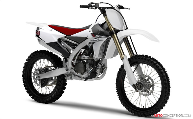 Yamaha Reveals New 2014 YZ Four-Stroke Line-Up