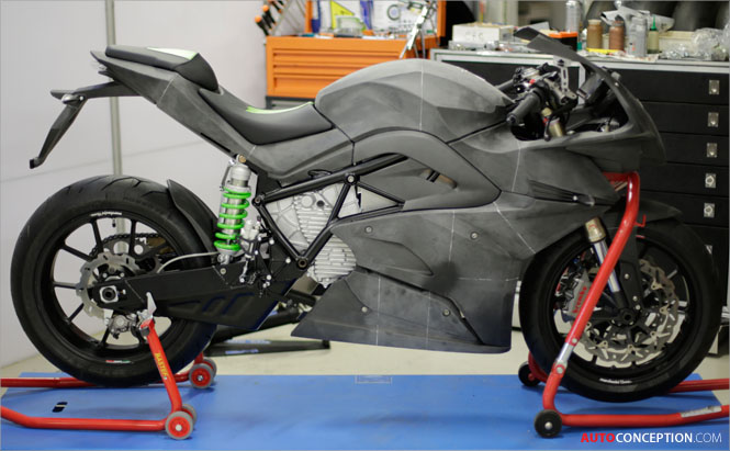 Energica Electric Motorcycle to Be Centrepiece of 3D Printing Workshop in USA