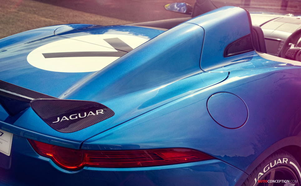 Jaguar 'Project 7' Design Study Revealed