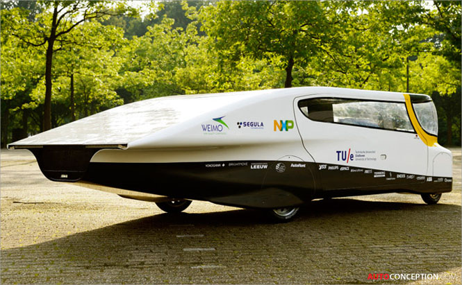 Solar-Team-Eindhoven-STE--Eindhoven-University-Technology-TU-e-Solar-Cell-Car-Design-STELLA-2