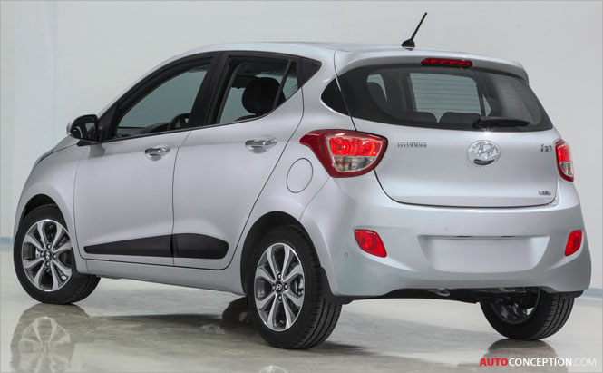New Hyundai i10 Design Revealed