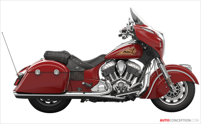 Indian Motorcycle Reveals All New Line Of 2014 Indian