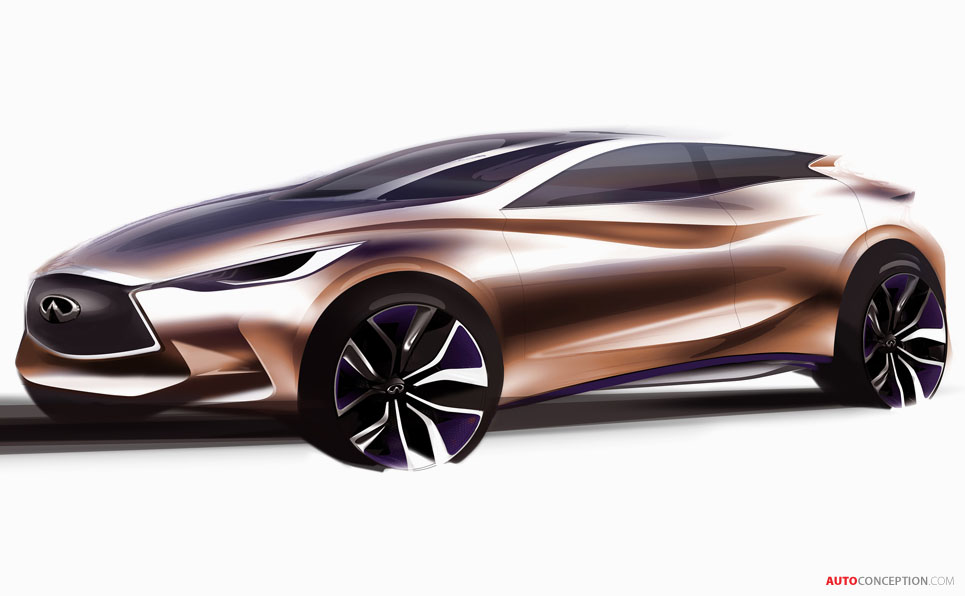 Infiniti to Reveal Q30 Concept Car at Frankfurt Motor Show