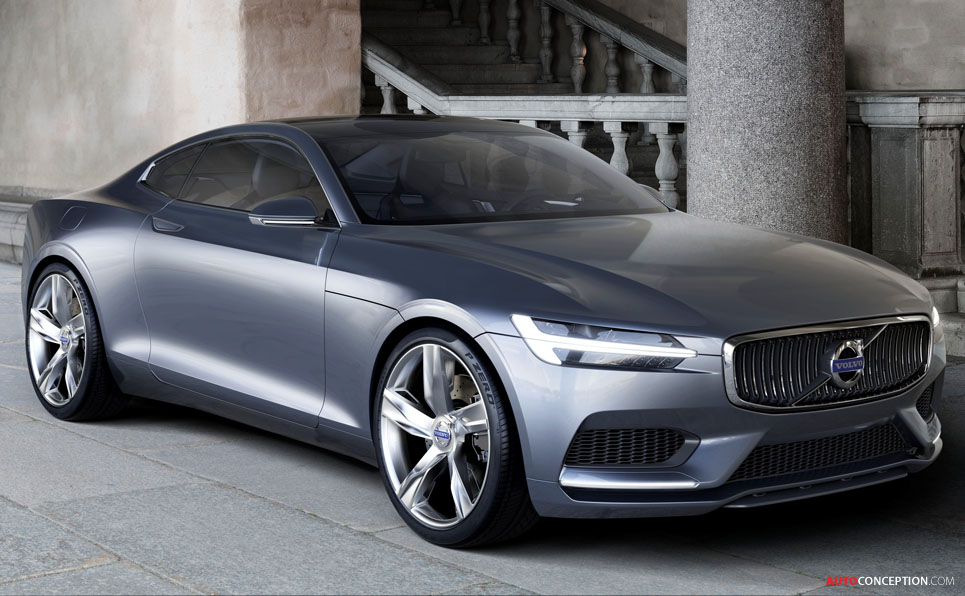 Volvo concept coup the next generation p1800 for Star motor cars volvo